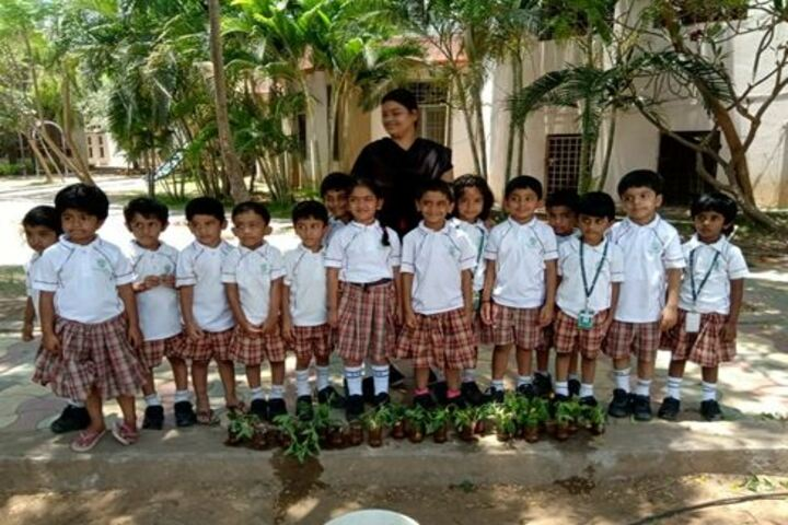 Delhi Public School-Students