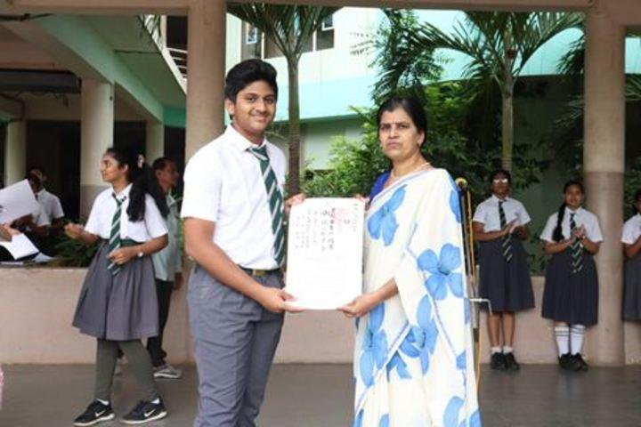 Delhi Public School-Certification