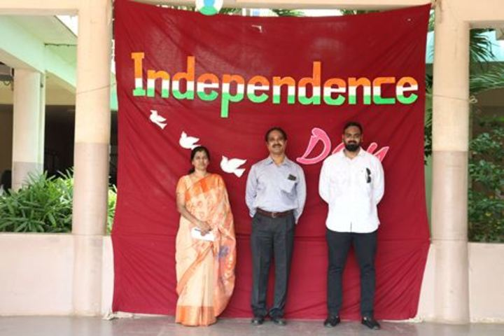 Delhi Public School-Independence Day Event