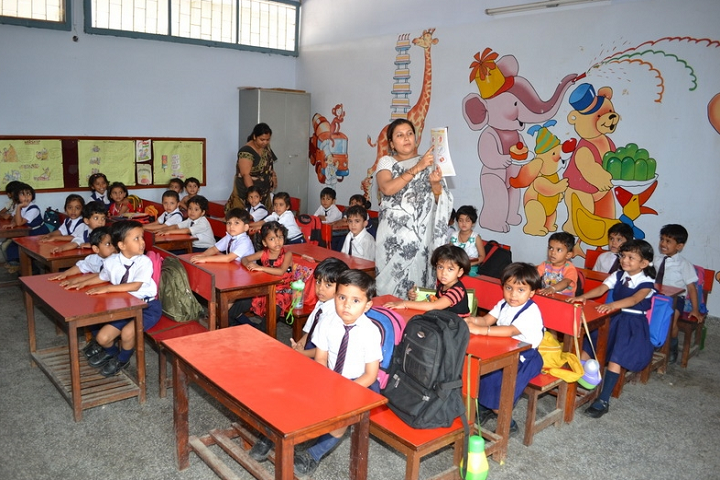 Dr Rizvi Learners Academy-Classroom