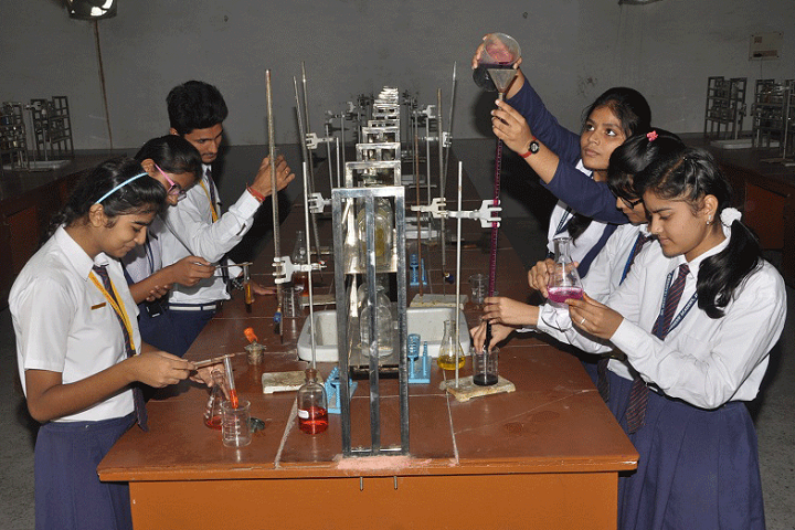 Dr Rizvi Learners Academy-Laboratory chemistry