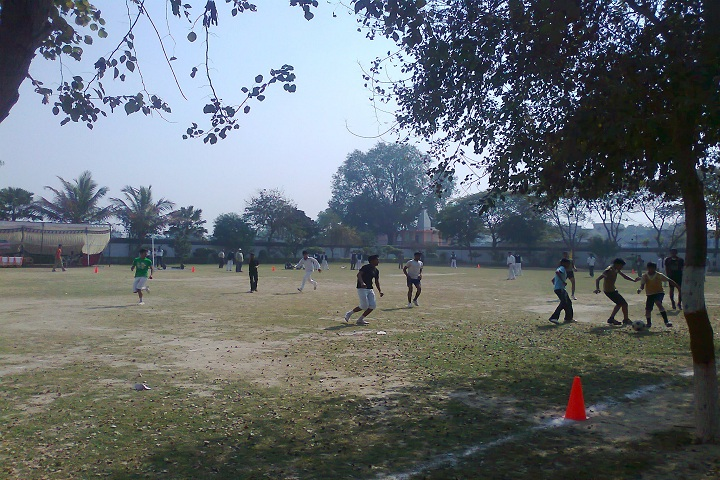 Dr Rizvi Learners Academy-Sports football