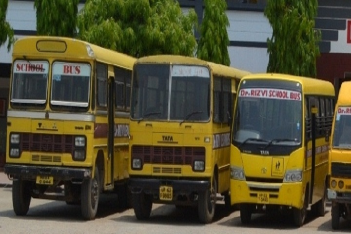 Dr Rizvi Learners Academy-Transport