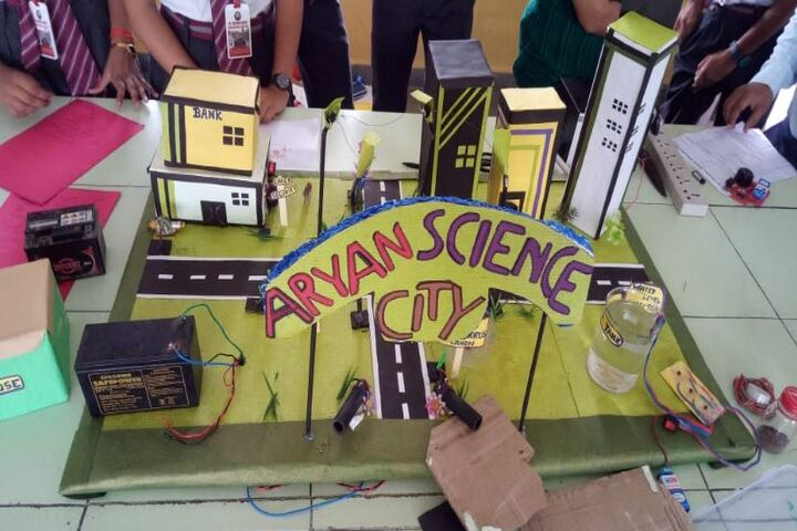 Dr Virendra Swarup Education Centre-Science Exhibition