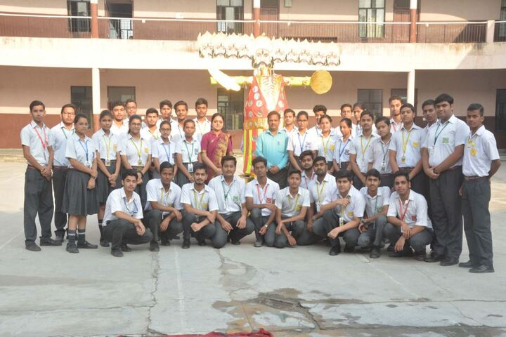 Dr Virendra Swarup Education Centre-Students