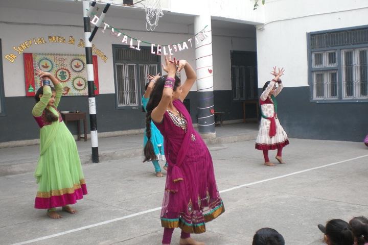 Dr Soney Lal Patel Public School-Dance