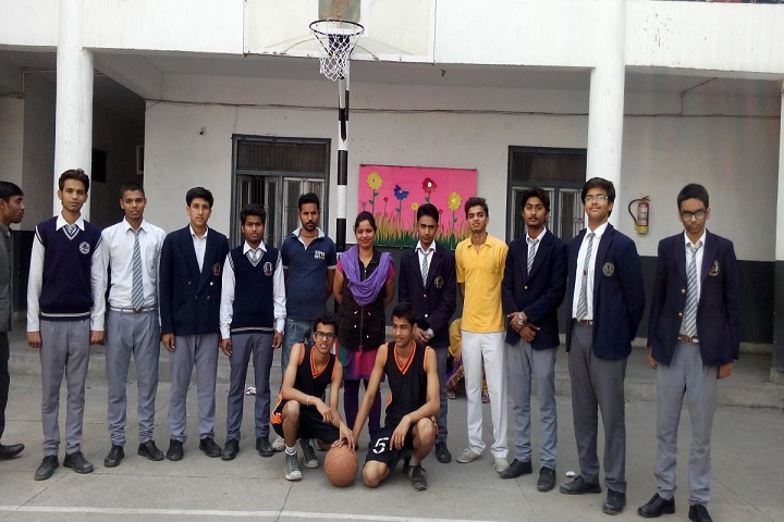 Dr Soney Lal Patel Public School-Sports Champions