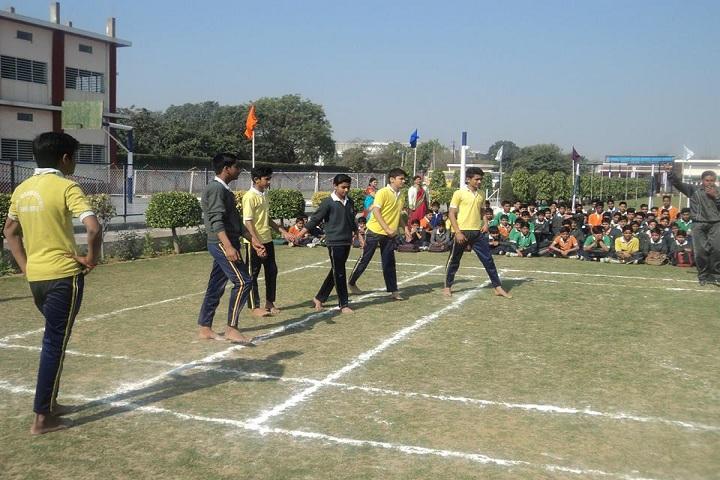 DSR Modern School-Kabaddi