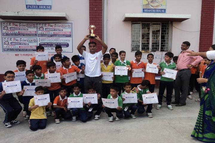 DSR Modern School-Prize Winning