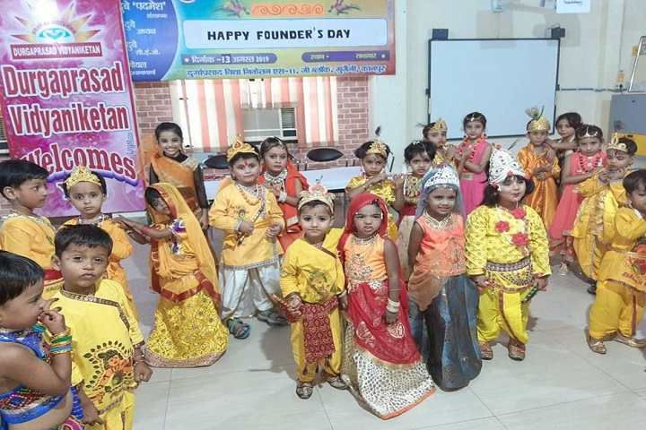 Durga Prasad Vidya Niketan-Events celebration
