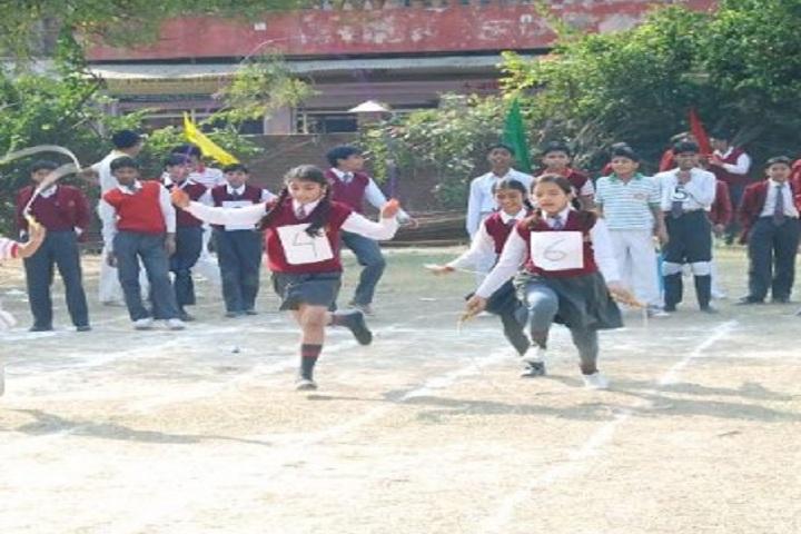 Durga Prasad Vidya Niketan-Sports running