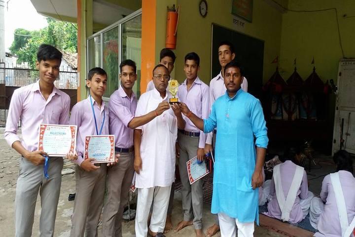 Sharshwati Shishu Vidya Mandir Chapra-Award