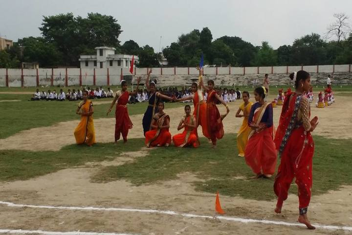 Sharshwati Shishu Vidya Mandir Chapra-Dance