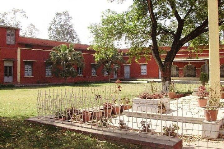 East Central Railway Inter College-College Building