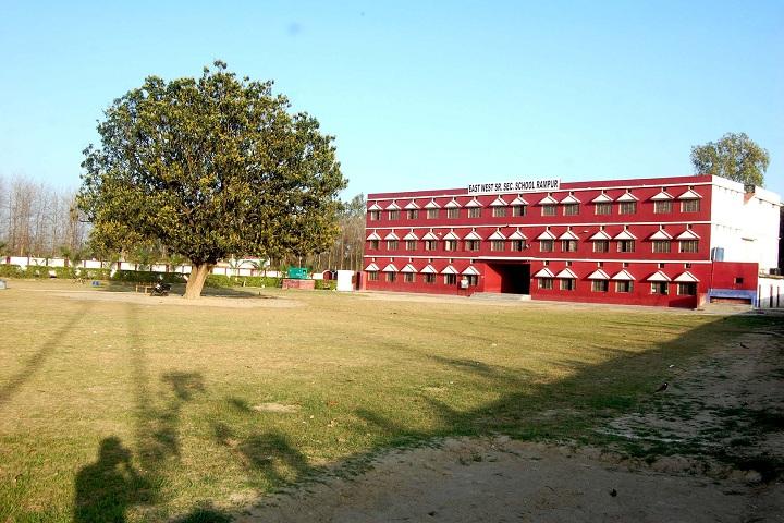 East West Public School-Campus View