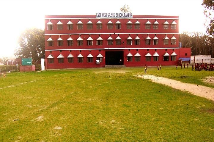 East West Public School-School Building