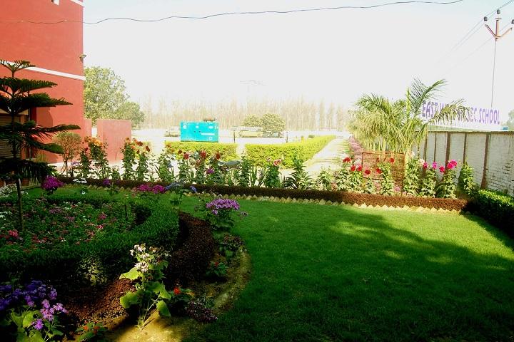 East West Public School-School Garden
