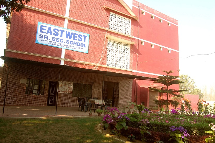 East West Public School-School View