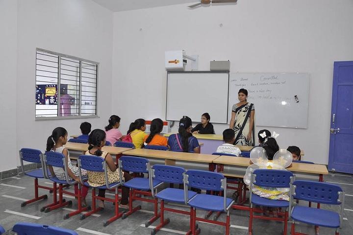 Educole The Girls School-Classroom