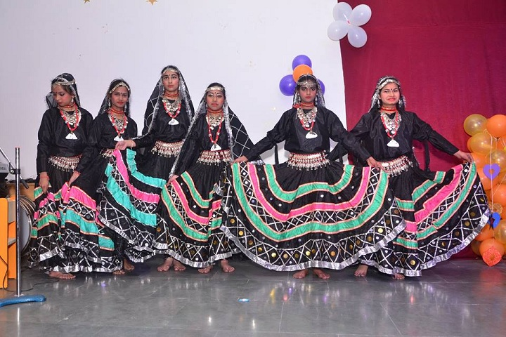 Educole The Girls School-Cultural Day