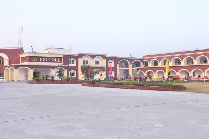 Educole The Girls School-School Building