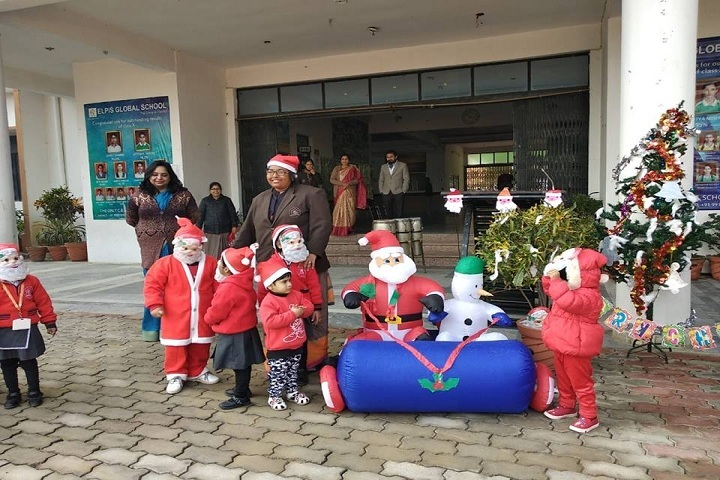 Elpis Global School-Christmas Celebrations