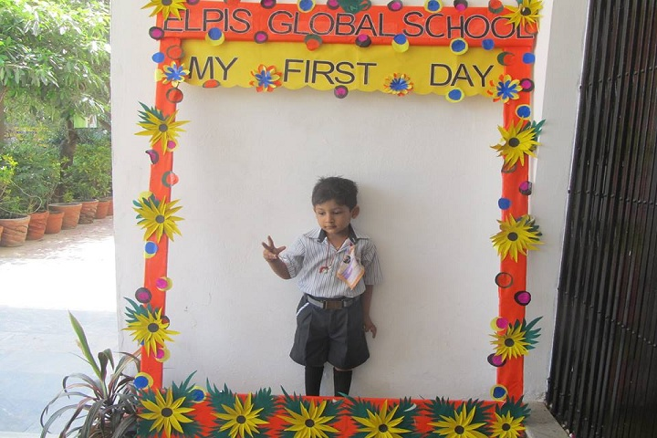 Elpis Global School-First Day in School