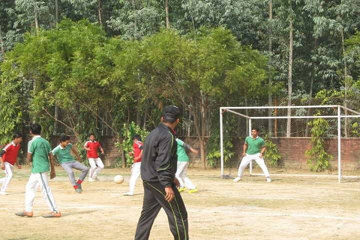 Elpis Global School-Foot Ball