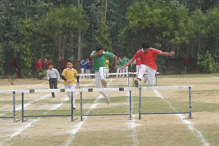 Elpis Global School-Long Jump