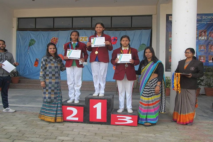 Elpis Global School-Prize Distribution