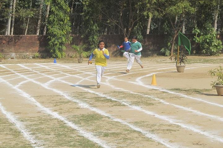 Elpis Global School-Running Race