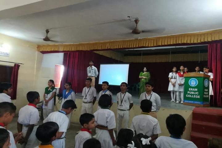 Eram Public College-Assembly