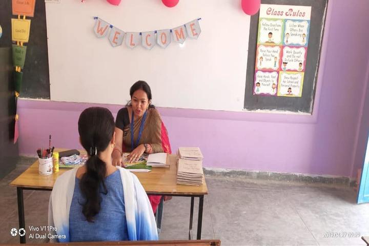 Eram Public CollegeParent Teacher Meet