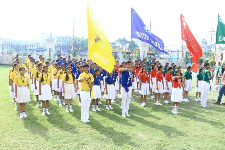 Escorts World School-Assembly