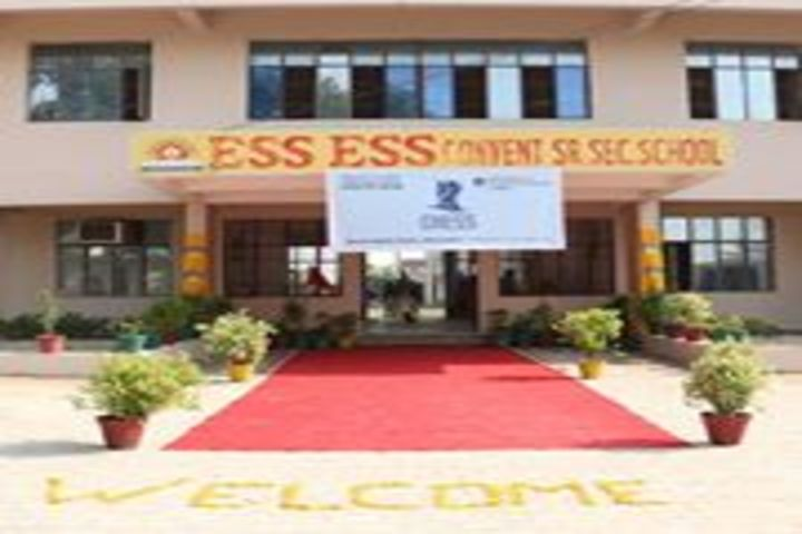 Ess Ess Convent School-Chess Competetion
