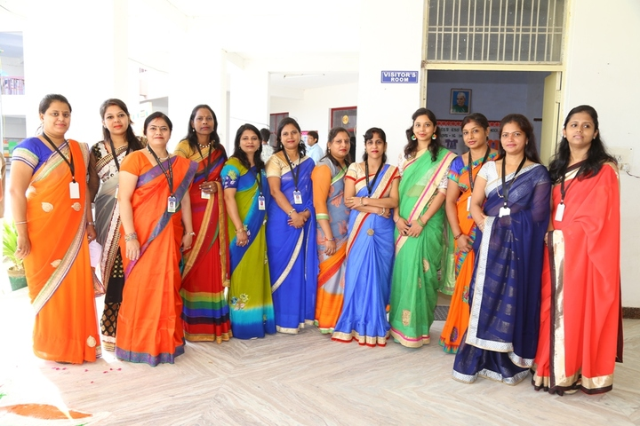 Ess Ess Convent School-Independence Day Celebrations