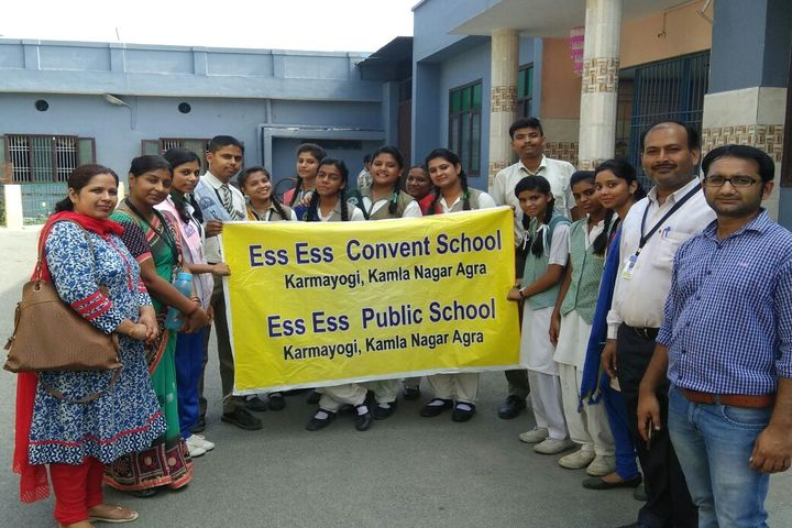 Ess Ess Convent School-Mother Teresa Orphan Age