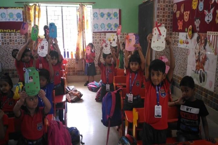 Everest Public School-Art and Craft