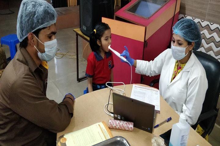 Everest Public School-Dental Checkup