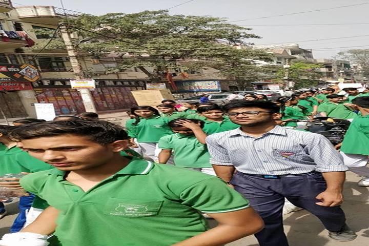 Everest Public School-Go Green