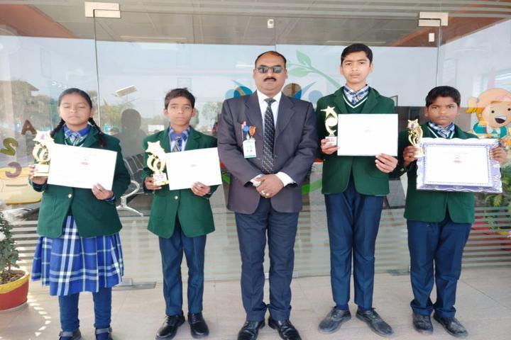 Evergreen Public School-Achievement