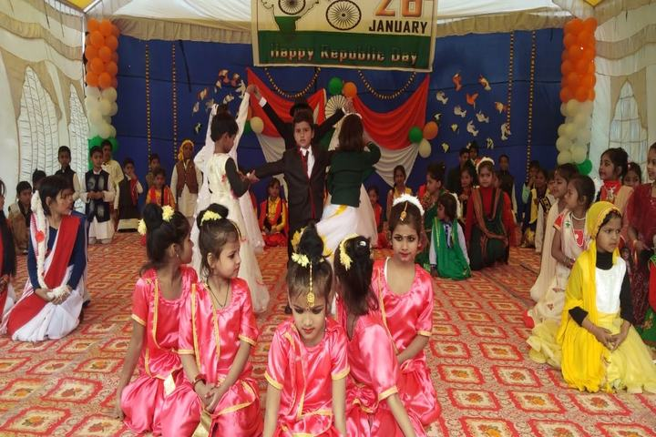 Evergreen Public School-Independence Day Celebrations