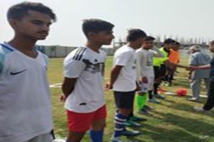 Excellia School-Football cup