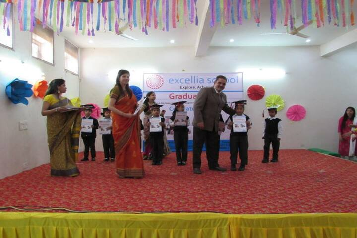Excellia School-Graduation Day