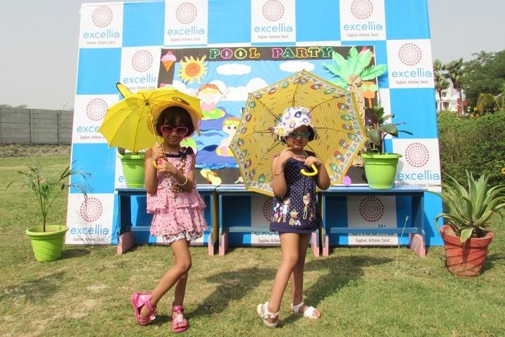 Excellia School-Splash Pool Party