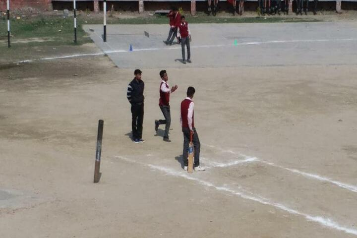 Faizabad Public School-Cricket