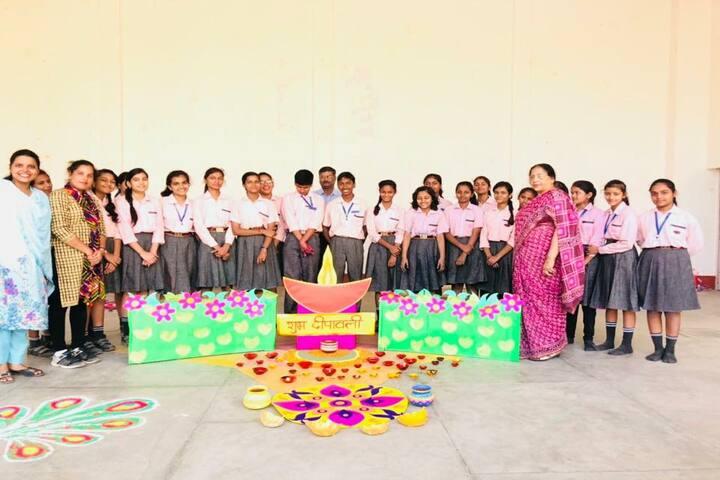 Faizabad Public School-Diwali Celebrations