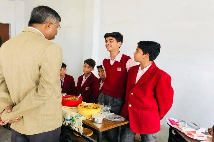 Faizabad Public School-Food Competetion