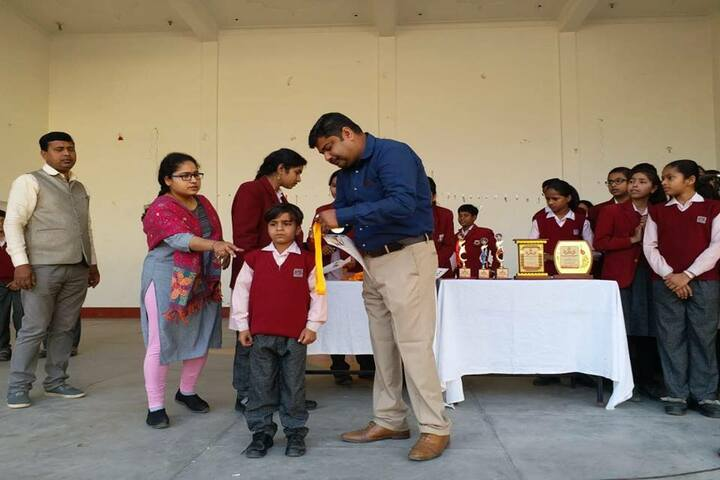 Faizabad Public School-Prize Distribution