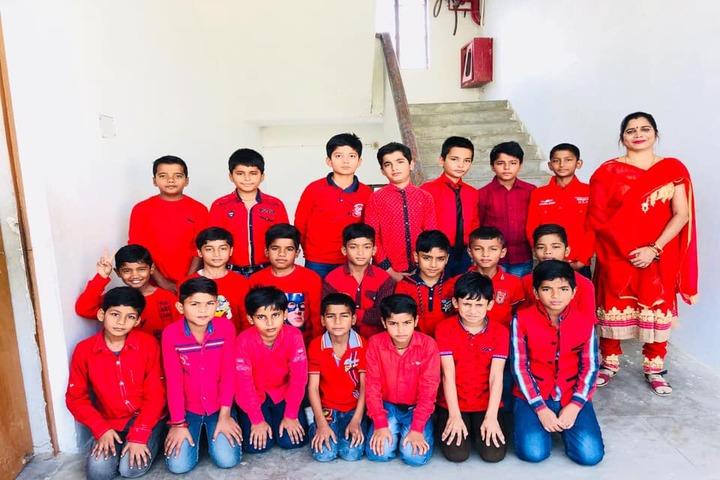 Faizabad Public School-Red Day Celebration